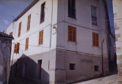 La casa lato sud