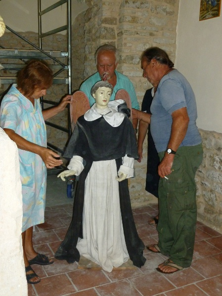 Vestendo San Vincenzo