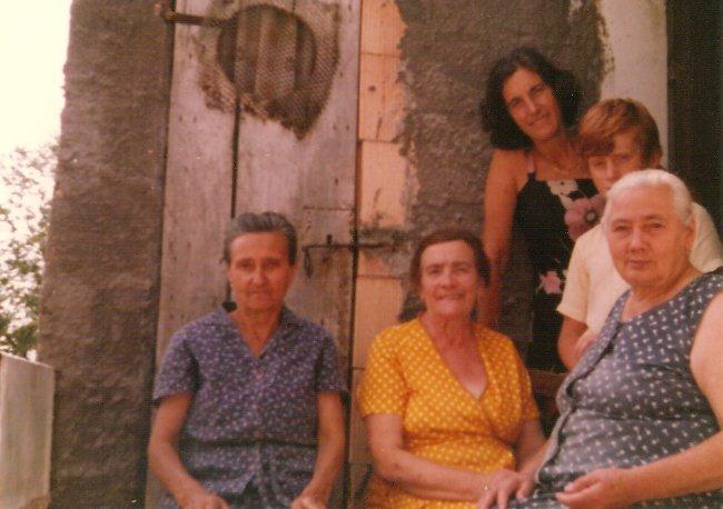 1984 - Maria, Elvira, Clementina