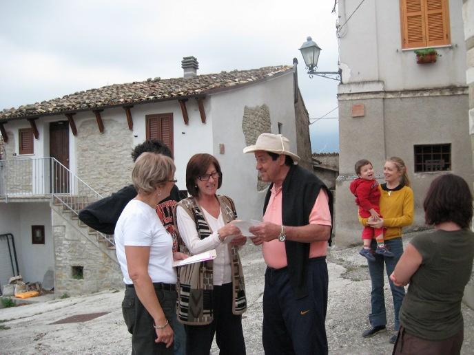 2007 - Gabriela, Mauro e Marie Luise