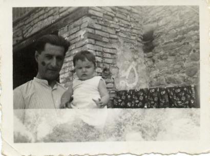 Anni 30 - Mario, Clementina