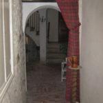 Corridoio interno di uno degli appartamenti