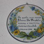 Dedica a Elvira De Prophetis