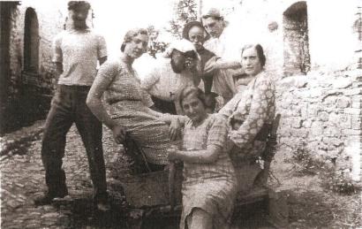 1929 sorelle e fratelli de Prophetis