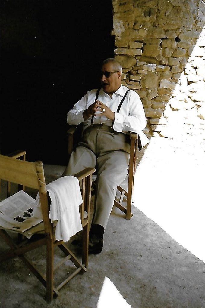 Anni 70 - Mario Crisanti