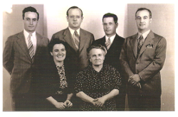 Famiglia Nino de Prophetis