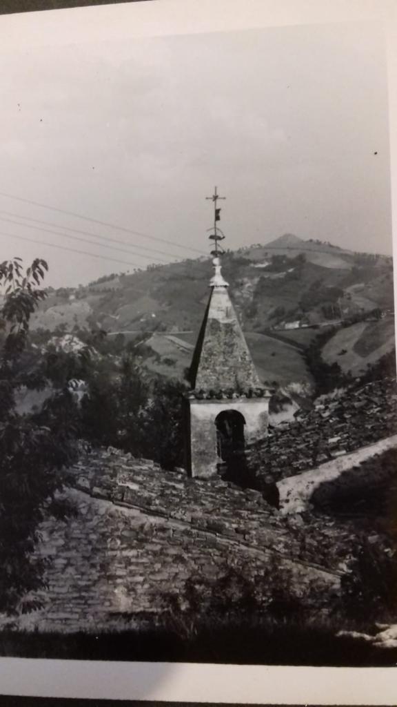 Campanile della chiesa, anni